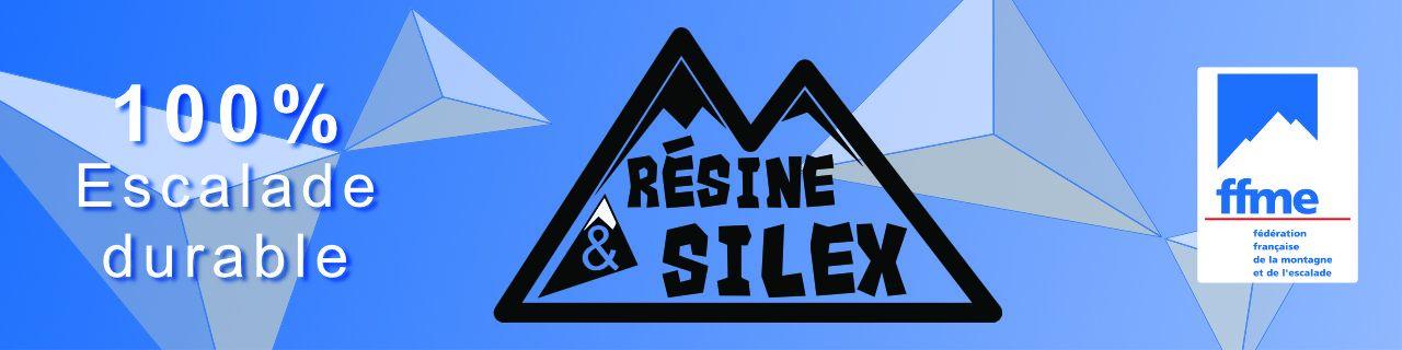 Banderole 4m x 1m Resine&Silex