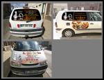 Pub voiture Au Coin Du Feu
